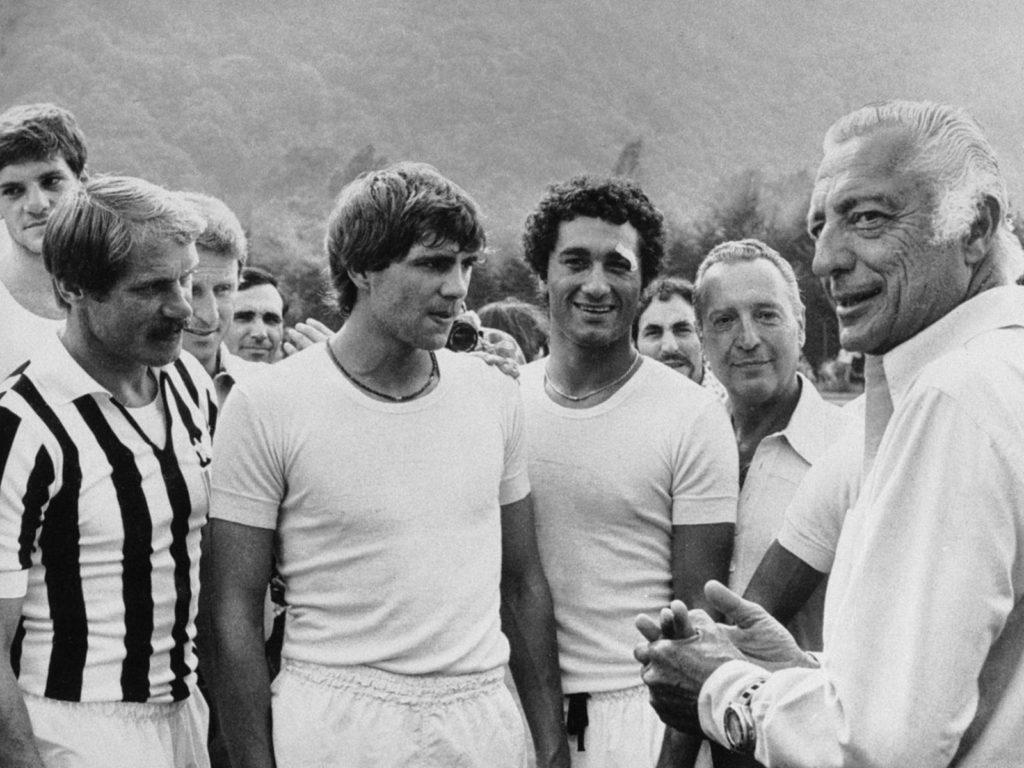 Juventus 1977/1978 Scudetto N.18