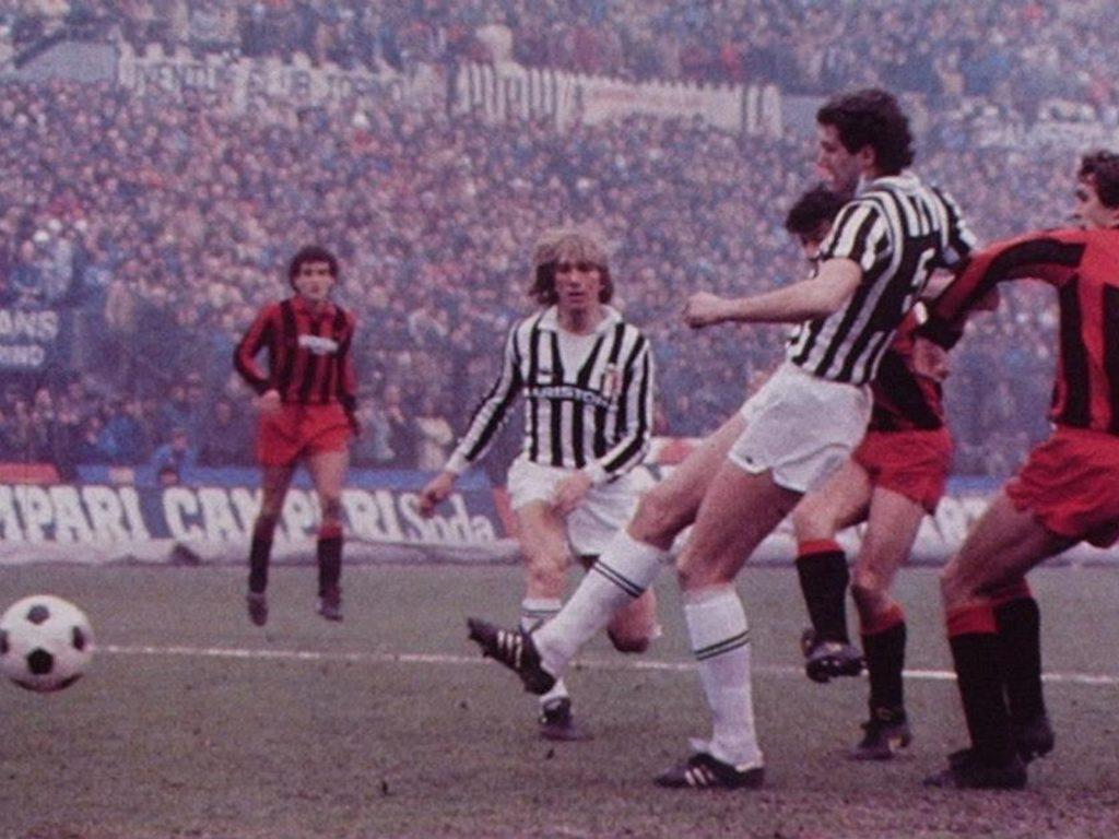 Juventus 1981/1982 Scudetto N.20