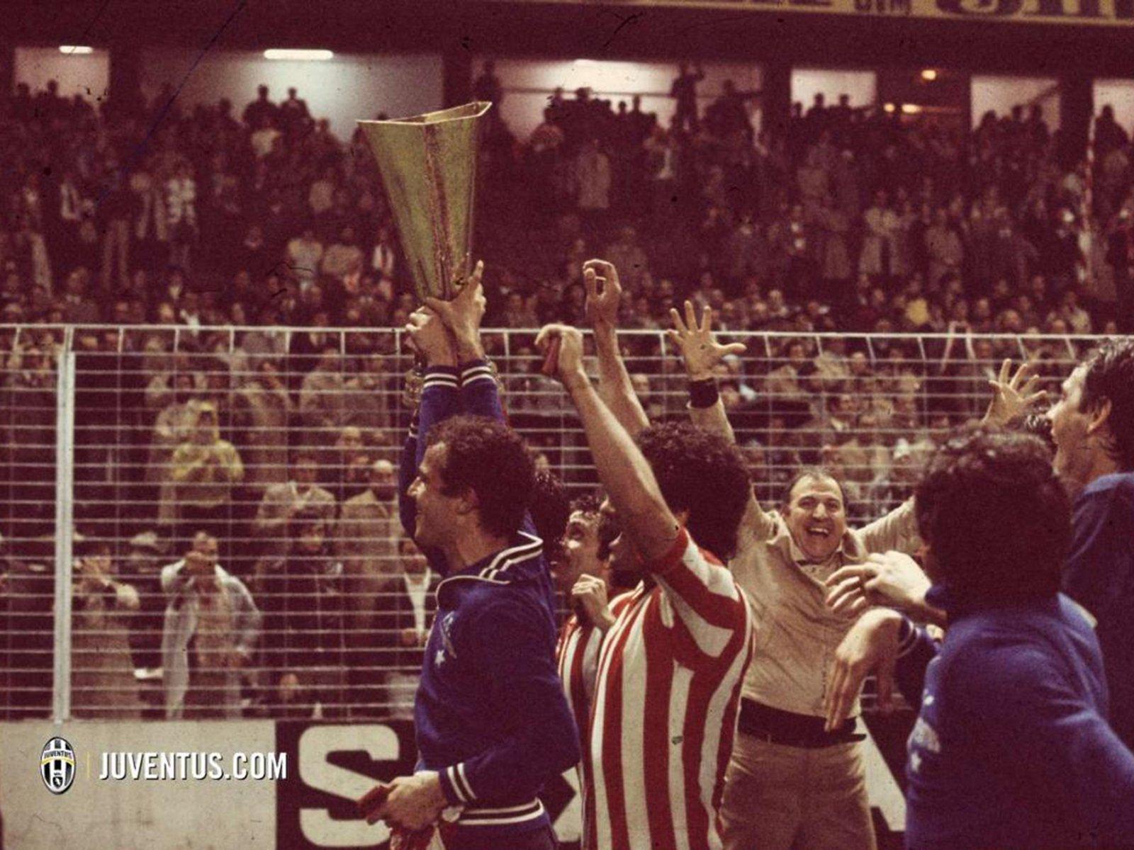 Juventus 1976/1977 Coppa Uefa N.1
