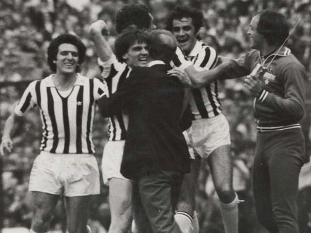 Juventus 1976/1977 Scudetto N.17
