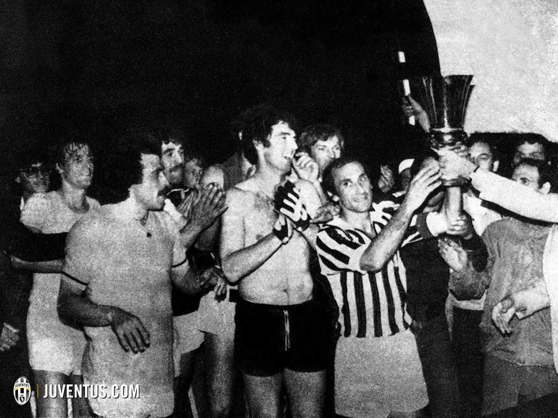 Juventus 1978/1979 Coppa Italia N.6
