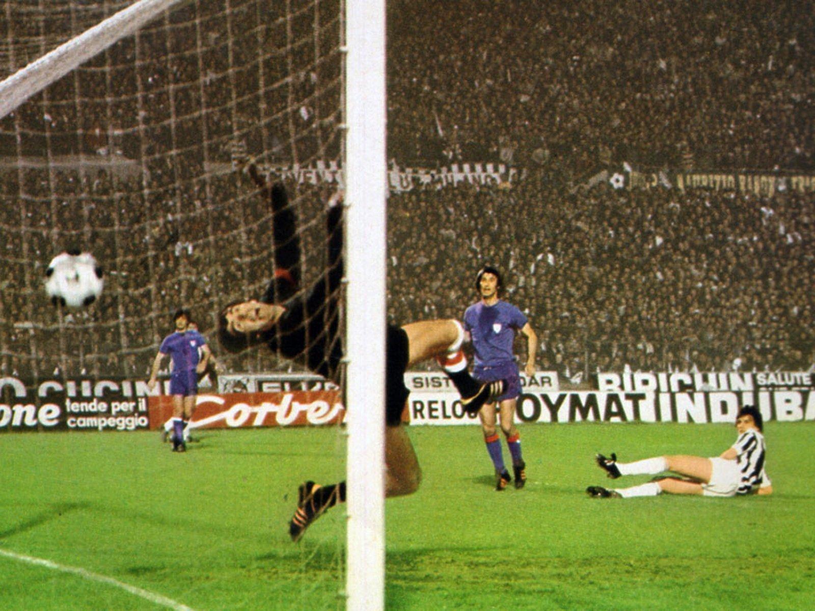 Juventus 1976/1977 Coppa Uefa
