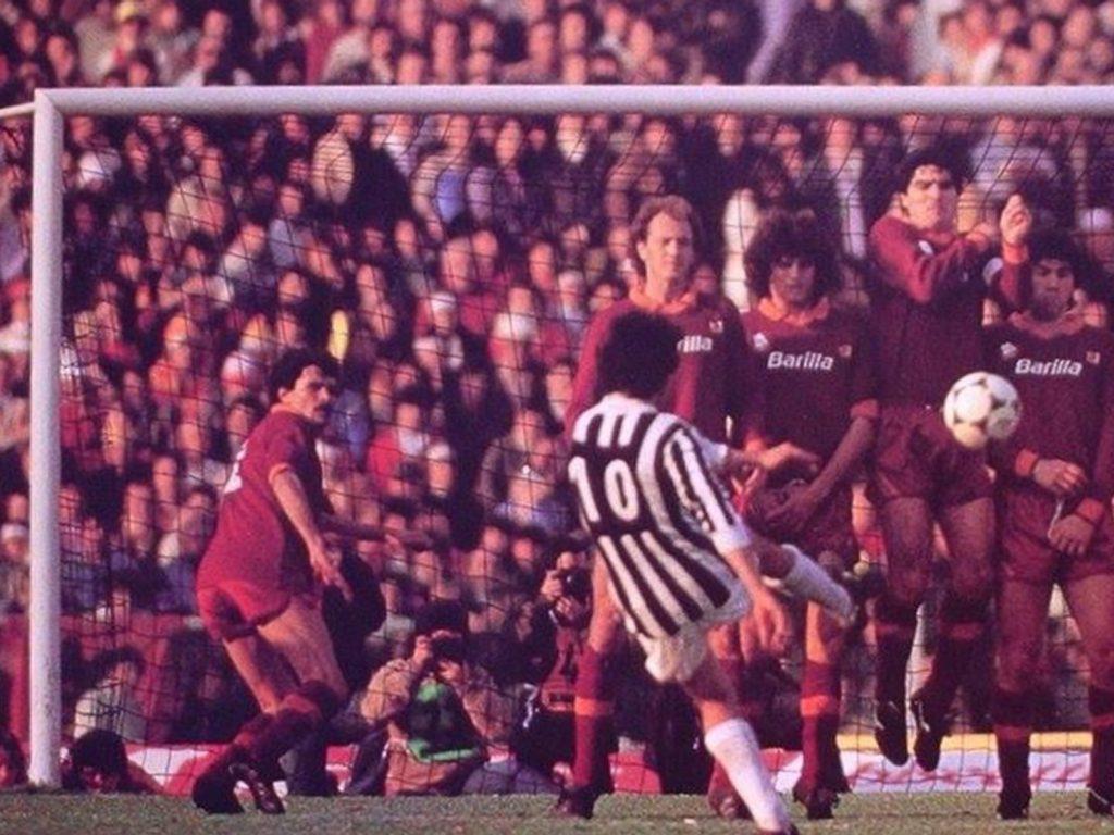 Juventus 1983/1984 Scudetto N.21